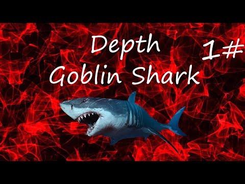 Depth gameplay and tips #1: Goblin Shark!!
