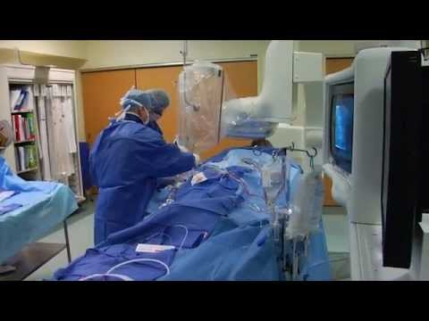 Cardiac Catheterization Lab at CVI