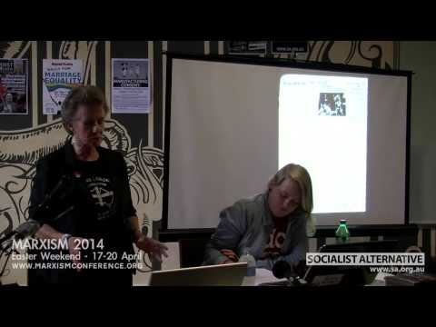 """""""Revolution is for Us: The Left and Gay Liberation in Australia"""" Book Launch @ Marxism 2013"""