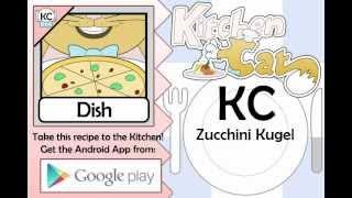 Zucchini Kugel - Kitchen Cat