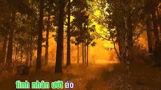 Qua Ngo Nha em,HungAnh karaoke audio