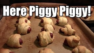 Jalapeno Pigs In A Blanket - Easy
