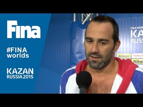 Interviews after Serbia won by 11:8 against Montenegro in Kazan (RUS)