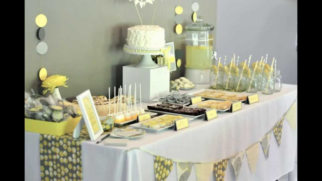 Baby Shower Decorations Ideas For A Boy Home Art Design