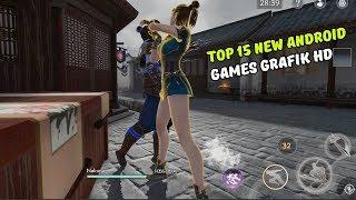 Video 15 Game Android Terbaru Grafis HD Terbaik I Best New Android Games Grafis HD 2018 download MP3, 3GP, MP4, WEBM, AVI, FLV Oktober 2018