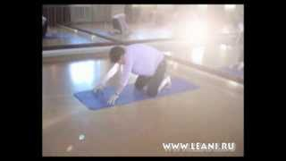Йога для женщин. Урок № 02. Волна по телу. Женское динамичное медитативное упражнение.