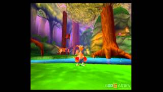 Kao the Kangaroo Round 2 - Gameplay PS2 (PS2 Games on PS3)