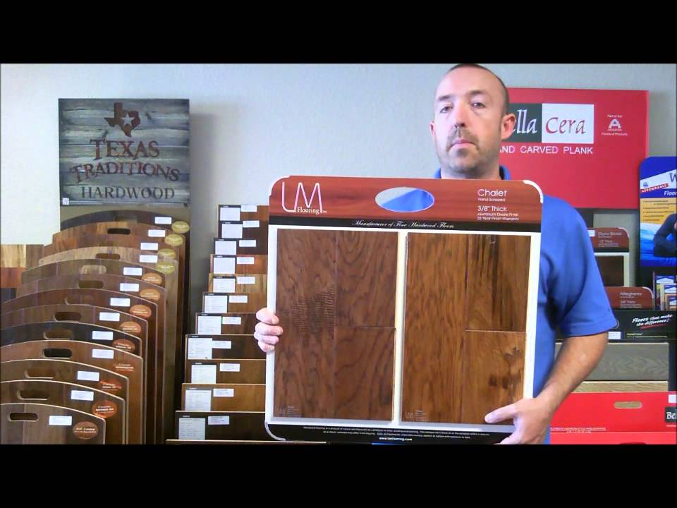 LM Chalet Hardwood Floors Review By The Floor Barn Flooring Store In Grand  Prairie TX   YouTube