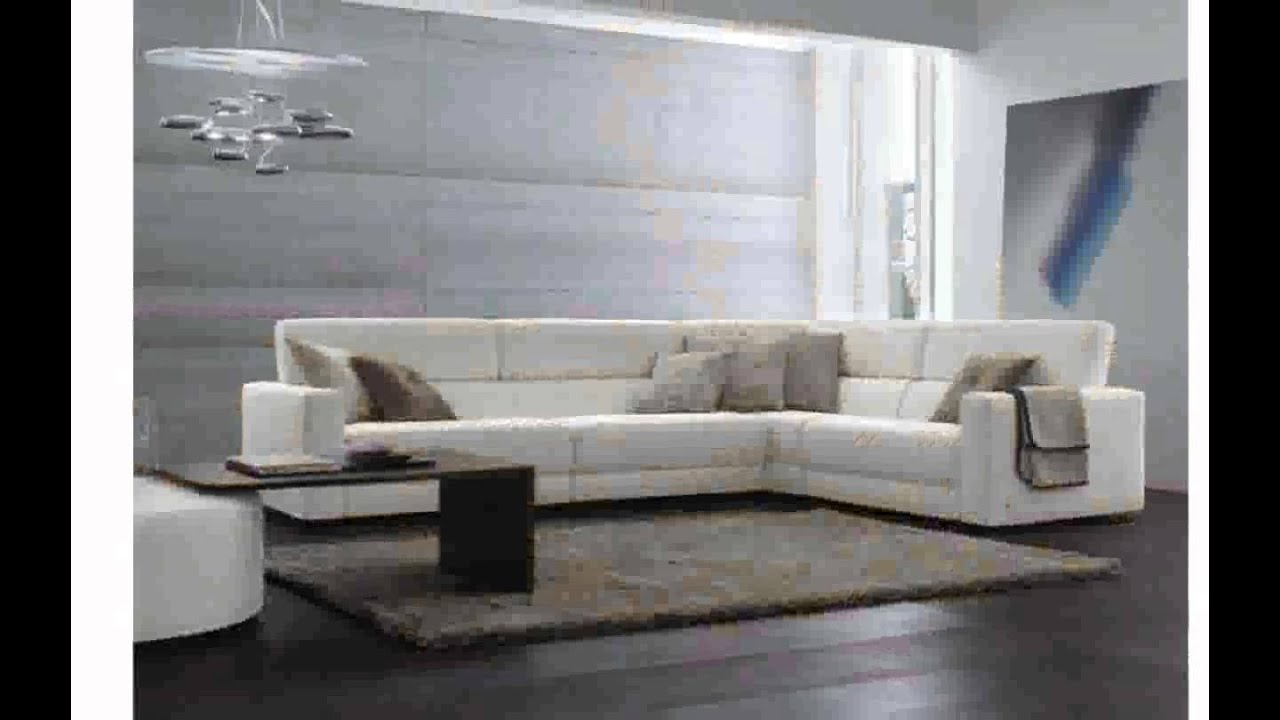 Sofa rinconera youtube for Sofas de piel con cheslong