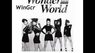 Wonder Girls - 06. Stop! LYRICS [ Hangul + Romanization ]
