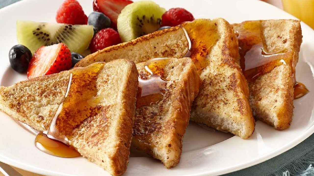 French Toast Recipe How To Make Tasty French Toast