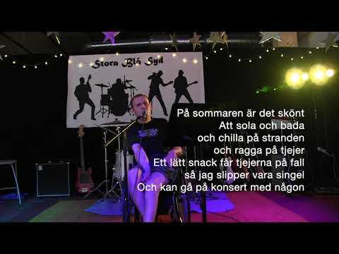 """Stora Blå Syd Sommarkonsert 2020 - Isak """"Sommarlåt"""" & """"Hur många stjärnor"""""""