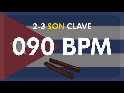 90 BPM - 2-3 Son Clave