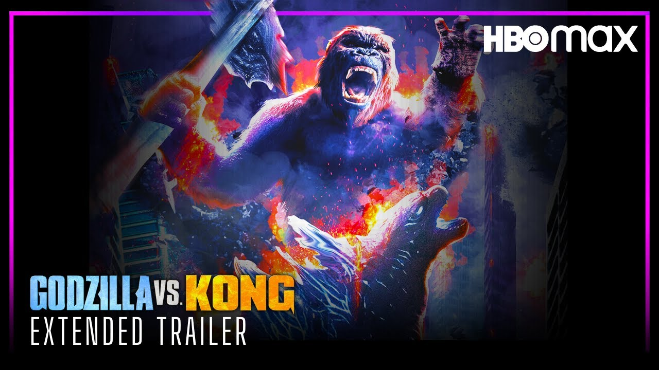 Destruction Comes Early: Godzilla vs. Kong Will Debut on HBO Max ...