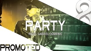 Party - Rap Instrumental | Tyga | Chris Brown Type Beat - Gabriel Domenic