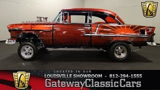 1955 Chevrolet Bel Air Gasser - Louisville Showroom -  Stock # 1700