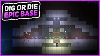 OUR NEW BASE WORKS!   Dig or Die   Episode 3
