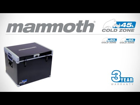 Companion Mammoth Cold Zone Fridge/Freezer