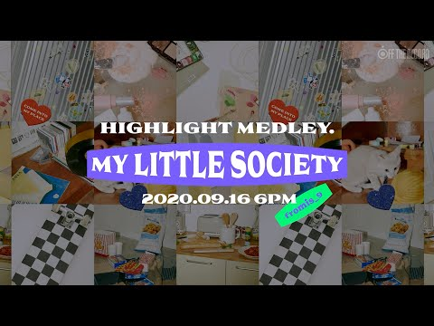 프로미스나인 (fromis_9) 3rd Mini Album 'My Little Society' HIGHLIGHT MEDLEY