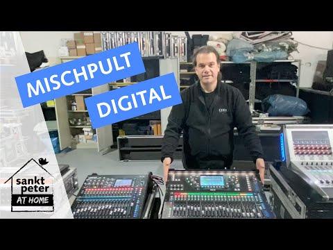 Ein neues Techniktutorial! Heute geht's um die Vorteile von digitalen Mischpulten: kleiner, feiner, speicherbar. Daniel und Frank erklären, wie sie das ...