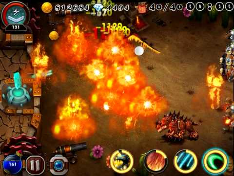 Kill Devils -- iphone/ipad td game