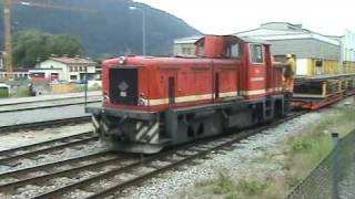 very break-in, crunch sound rail-Train, see description !!!!