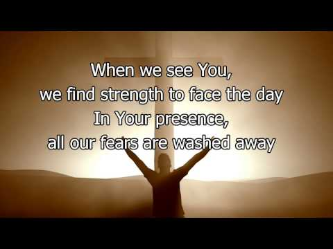 Hosanna Praise Is Rising  Paul Baloche Best Worship Song with Lyrics