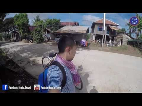 Coconut School (Part 2) | Asian Travel To Koh Dach Phnom Penh, Cambodia - Asean Country Trip Video