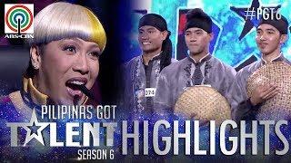PGT 2018 Highlights: Vice, napahugot sa galing ng performance ng Nocturnal Dance Company