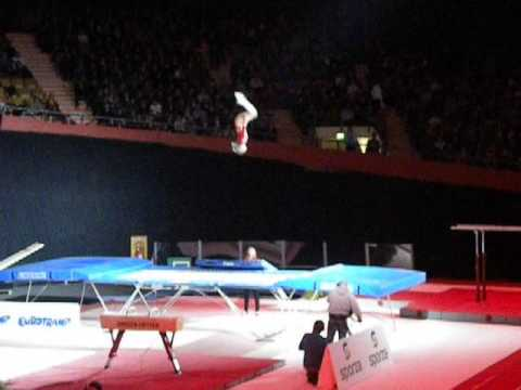 Gymgala Gent 2009 - Irina Karavaeva