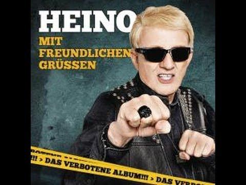 Heino - Vogel der Nacht (Original Stephan Remmler ) Album : Mit freundlichen Grüßen Preview