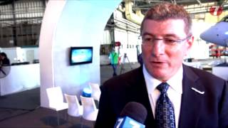 Arutz Sheva TV Meets El-Al's New Boeing