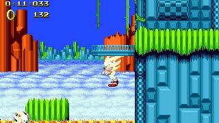 「SRS」Sega Genesis | Sonic 2 Heroes