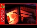 Raku Firing Ceramics - Making Raku Pottery Firing with sifoutv Pottery #47