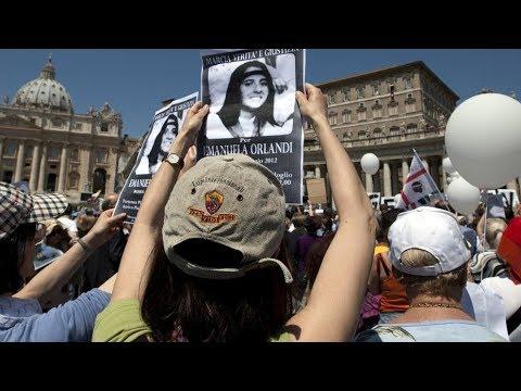 La historia detrás de los huesos en el Vaticano
