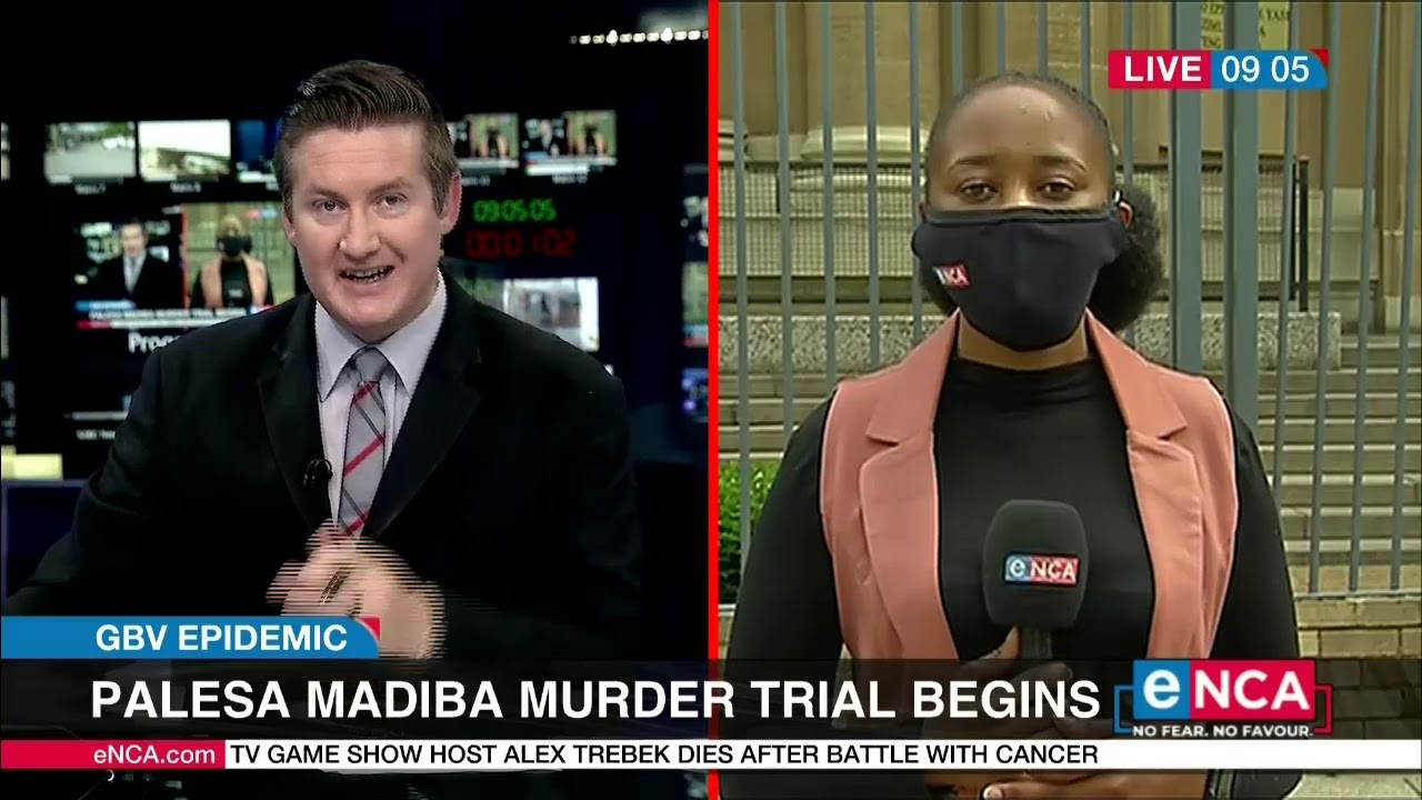 Dumisani Mkhwanazi Accused Of Murder Gbv Epidemic Youtube