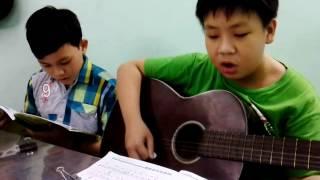 Bụi Phấn guitar - phaolo music