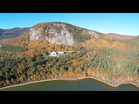 Aerial Sight Seeing in New Hampshire by Drone
