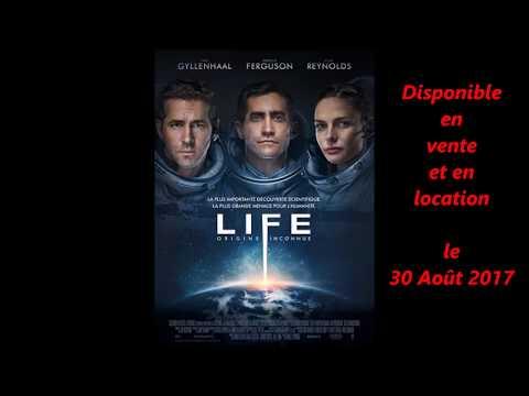 life origine inconnue (Jake Gyllenhaal, Rebecca Ferguson,Ryan Reynolds) en dvd et blu-ray streaming vf