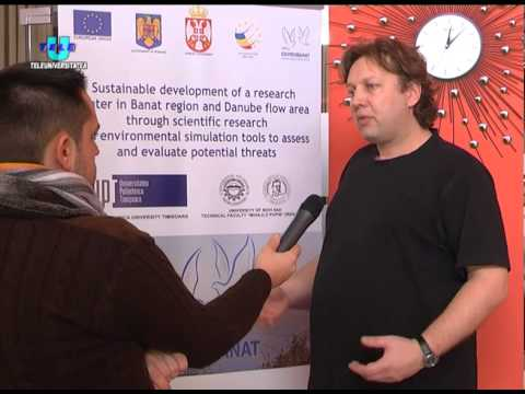 TeleU: ENVIROBANAT - lansat la Timișoara