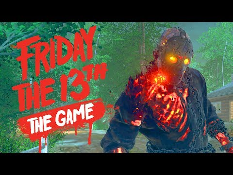 LEVEL 101!! (Friday the 13th Game)