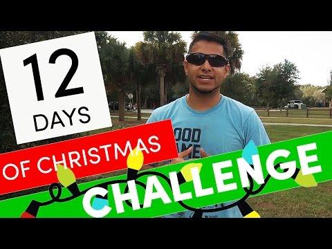 Christmas Workout - 12 Days of Christmas HIIT Challenge