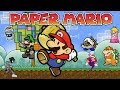 Ranking the 5 Paper Mario Games