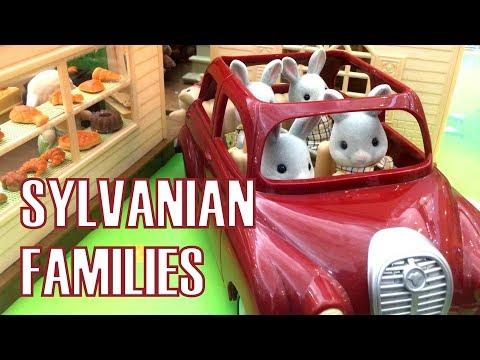 Kumpulan Sylvanian Families Indonesia Komplit