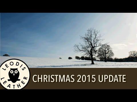 Christmas 2015 Update