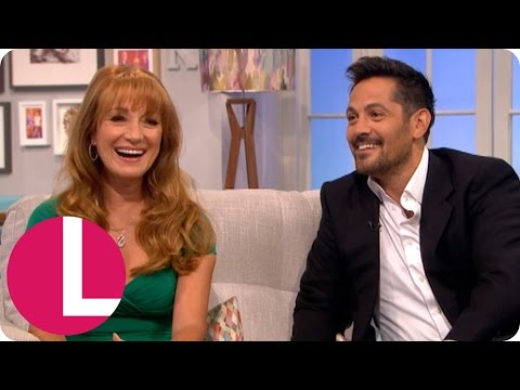 Jane Seymour And Michael Landes Talk Hooten & The Lady  Lorraine