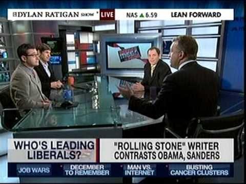 Dylan Ratigan Show: Bernie Sanders for President?