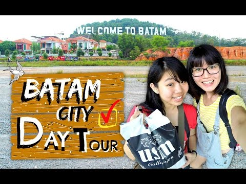 ✈ City Day Tour (Batam, Indonesia) PART 1