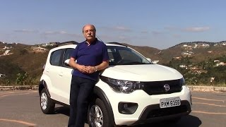 Fiat Mobi Way On - Teste com Emilio Camanzi