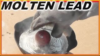 Giant JAW BREAKER vs MOLTEN LEAD